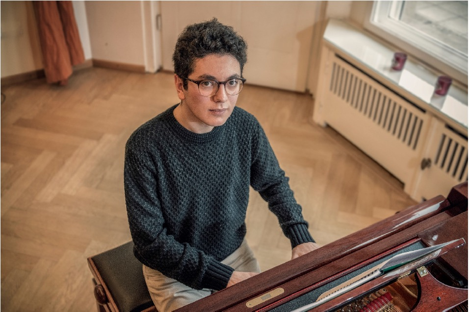Wolfgang-Rihm-Stipendium 2018