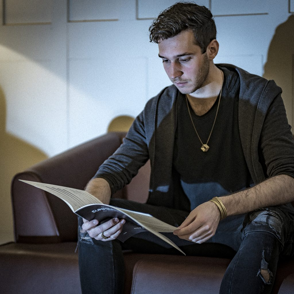 Wolfgang-Rihm-Stipendium 2019 an Marc David Ferrum vergeben