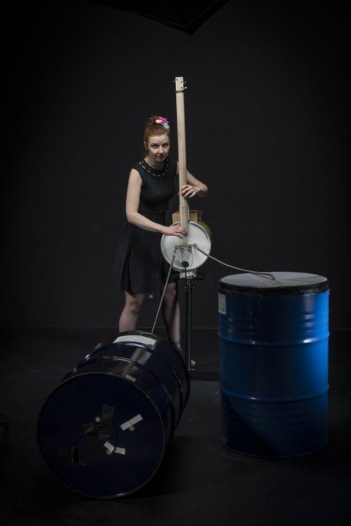 Elina Lukijanova wird Wolfgang-Rihm-Stipendiatin 2020
