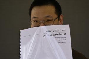 Homepage Haosi Howard Chen
